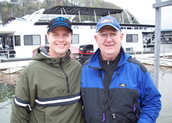 David and Jim Goad