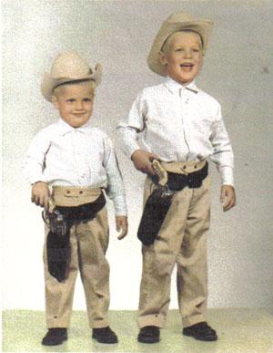 little davy cowboy